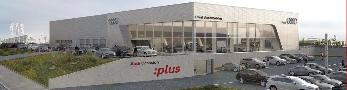 Photo de la concession Excel Automobiles – Audi Brest