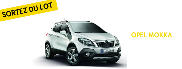 offre opel mokka chez opel quimper. Black Bedroom Furniture Sets. Home Design Ideas