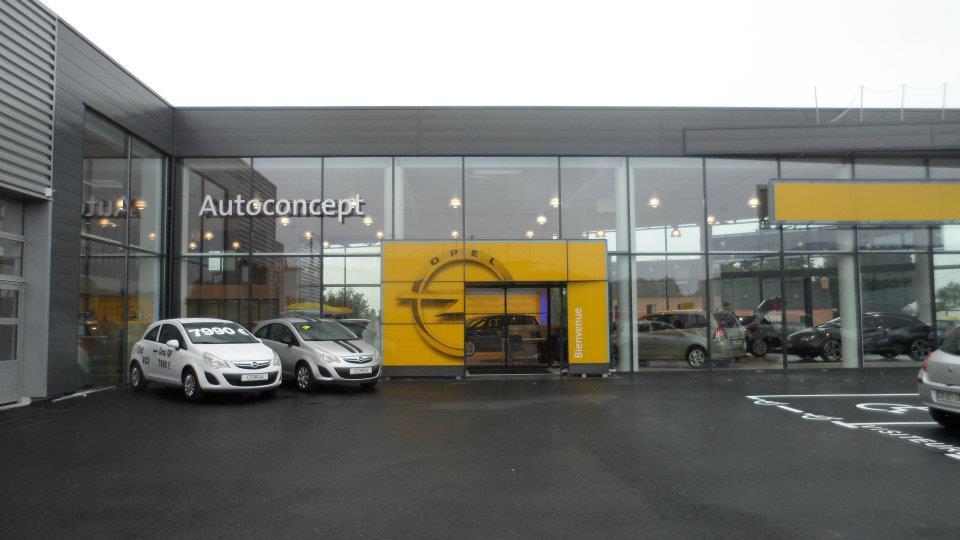 Consultez les coordonn es de la concession auto concept for Garage opel bastia